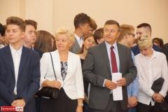 Rozpoczęcie roku w ZSOiZ Lwówek Śląski 2019 11