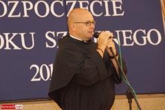 Rozpoczęcie roku w ZSOiZ Lwówek Śląski 2019 12