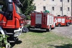 zawalenie budynku w Lubomierzu 10