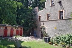 zawalenie budynku w Lubomierzu 11