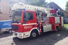 zawalenie budynku w Lubomierzu 12