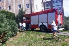zawalenie budynku w Lubomierzu 13