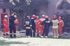 zawalenie budynku w Lubomierzu 15