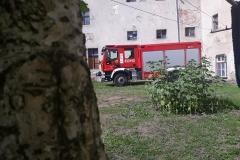 zawalenie budynku w Lubomierzu 18
