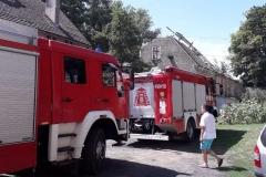 zawalenie budynku w Lubomierzu 2