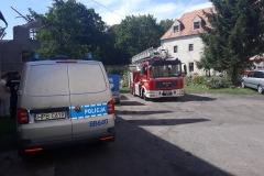 zawalenie budynku w Lubomierzu 20