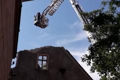 zawalenie budynku w Lubomierzu 21