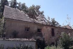 zawalenie budynku w Lubomierzu 3