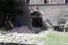zawalenie budynku w Lubomierzu 4