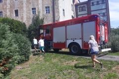 zawalenie budynku w Lubomierzu 5