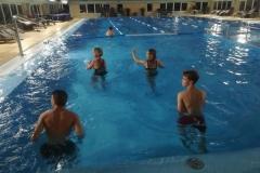 Przyszli trenerzy personalni na obozie sportowym 4