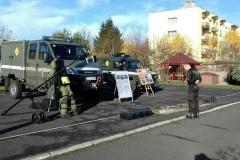 Saperzy prowadzą szkolenie lwóweckich strażaków 2