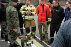 Saperzy prowadzą szkolenie lwóweckich strażaków 4