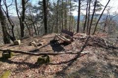 Wleń turystyka Wzgórze Wilhelma 3