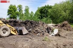 Gminne składowisko odpadów w Lwówku Śląskim 08