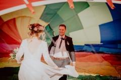 Lubomierz ślub w balonie 2