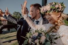 Lubomierz ślub w balonie 3