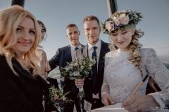 Lubomierz ślub w balonie 4