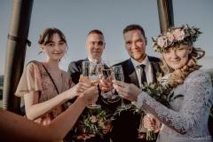 Lubomierz ślub w balonie 5