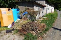 Gryfów Śląski śmieci niczyje 1