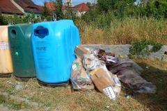 Gryfów Śląski śmieci niczyje 8