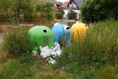 Gryfów Śląski śmieci niczyje 9