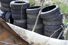 Składowisko odpadów przy starej cegielni