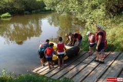 Spływ kajakowy rzeką Bóbr 2019 18
