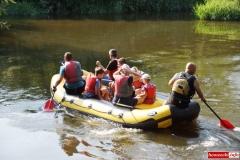 Spływ kajakowy rzeką Bóbr 2019 19