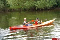 Spływ kajakowo- pontonowy rzeką Bóbr 10