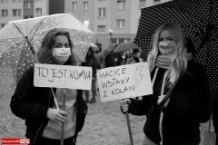 Strajk Kobiet Lwówek Śląski 03