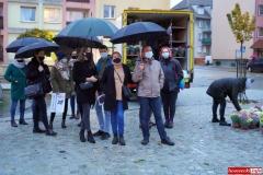 Strajk Kobiet Lwówek Śląski 09