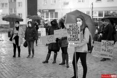Strajk Kobiet Lwówek Śląski 17