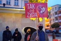 Strajk Kobiet Lwówek Śląski 18