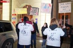 Strajk kobiet Gryfów Śląski 01