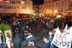 Strajk kobiet Gryfów Śląski 04