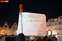 Strajk kobiet Gryfów Śląski 06