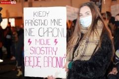 Strajk kobiet Gryfów Śląski 07