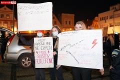 Strajk kobiet Gryfów Śląski 08