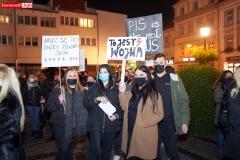 Strajk kobiet Gryfów Śląski 09