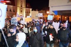 Strajk kobiet Gryfów Śląski 18