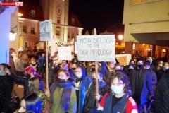 Strajk kobiet Gryfów Śląski 19