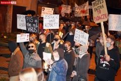 Strajk kobiet Gryfów Śląski 22