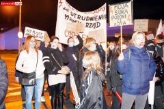 Strajk kobiet Gryfów Śląski 26