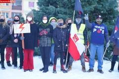 Strajk Kobiet Lwówek Śląski 04