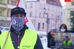 Strajk Kobiet Lwówek Śląski 07