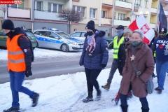 Strajk Kobiet Lwówek Śląski 08