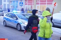 Strajk Kobiet Lwówek Śląski 11