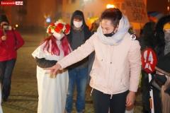 Strajk Kobiet Lwówek Śląski 02