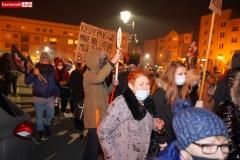 Strajk Kobiet Lwówek Śląski 23